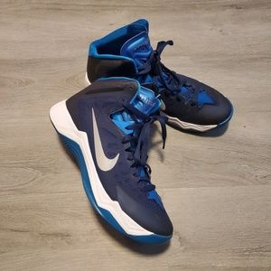 Nike Hyperquickness Basketball Athletic Shoes